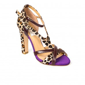 5'TH AVENUE - LEOPARD