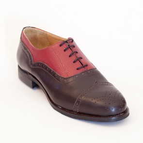 COLIBRI SHOES 001 - BORDEAUX BROWN